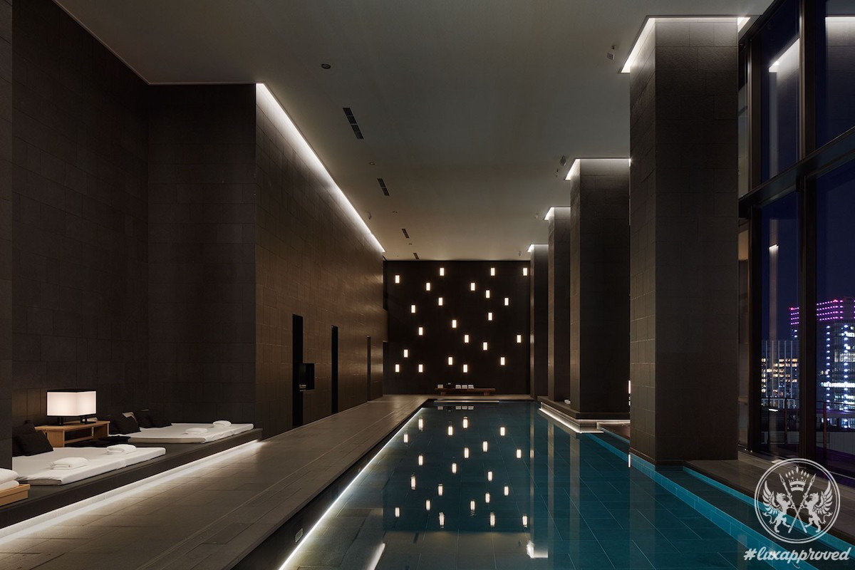 Aman tokyo features the world 39 s best spa lux expos for Hotel luxury world