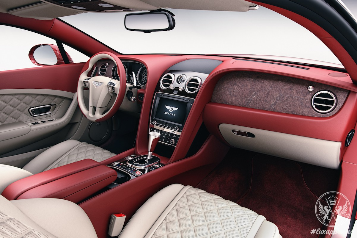 Finish The Interior of Your Bentley With Stone Veneers By Mulliner