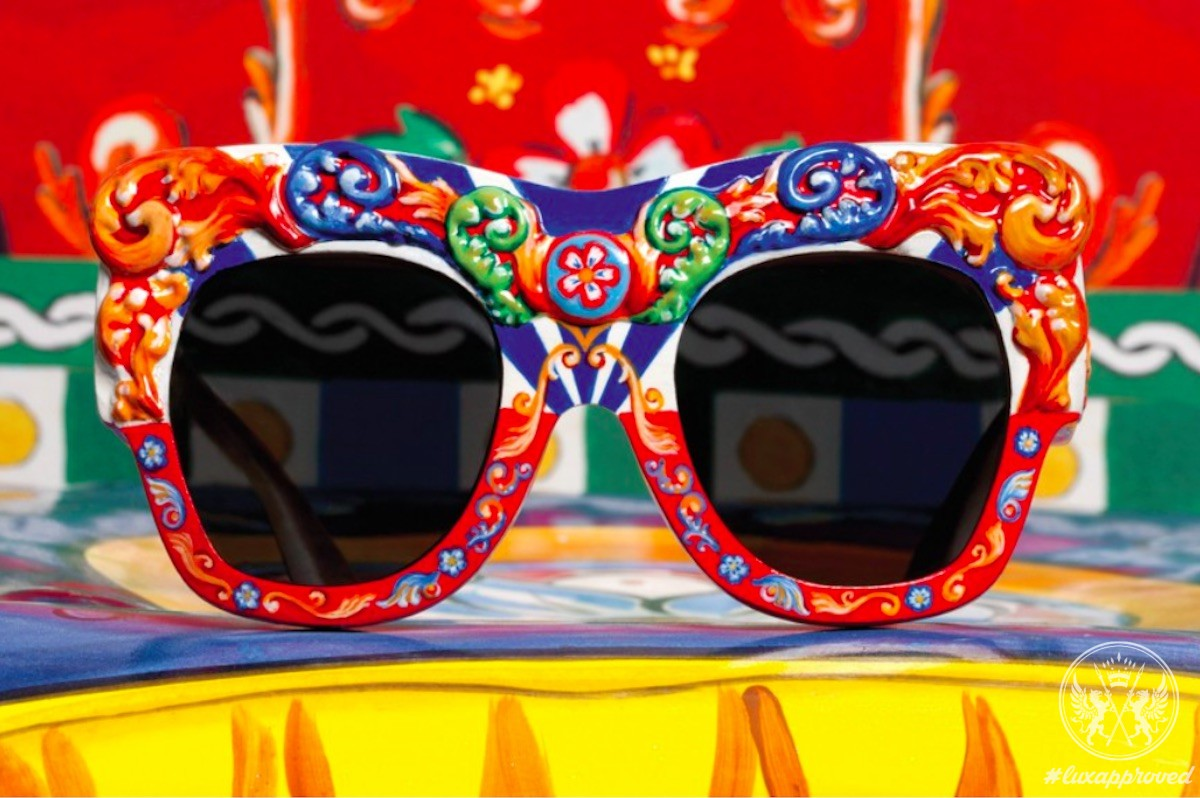 Dolce & Gabbana Sunglasses is a Very Special Limited Collection