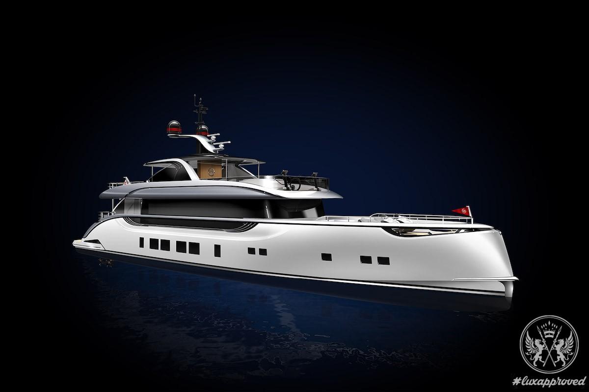 Dynamiq D4 39 Superyacht Is a Naval Grand Tourer