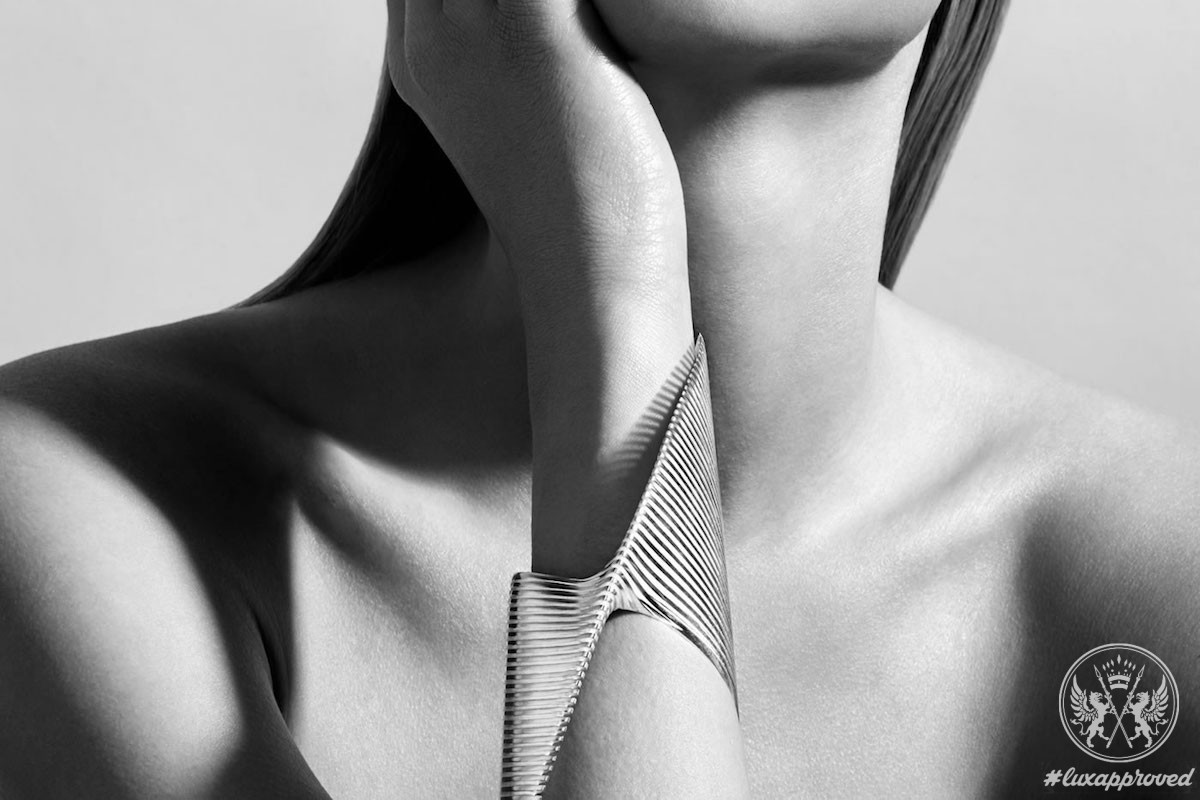 The Zaha Hadid Collection By Georg Jensen Available In Fall 2016