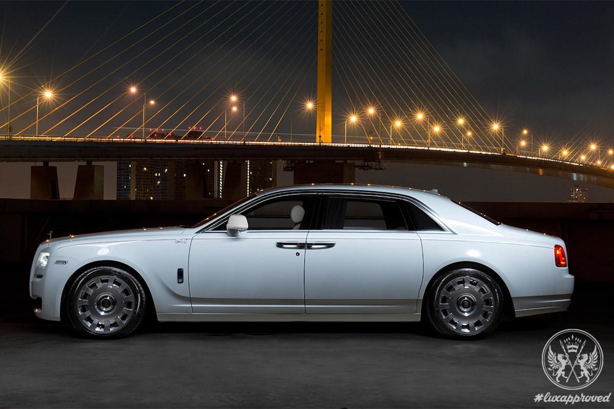 The One-Off Rolls-Royce KoChaMongKol Extended Wheelbase Ghost
