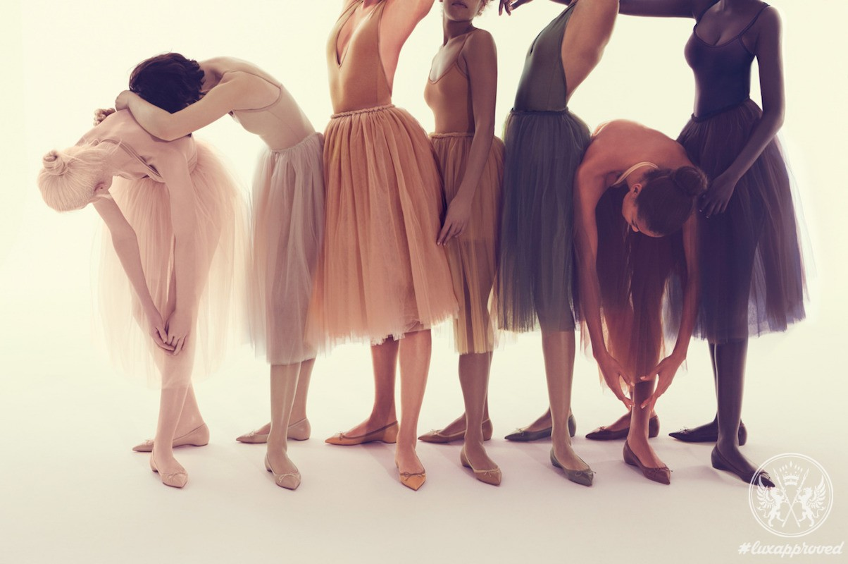 Christian Louboutin Perfects Nude Shoe Collection