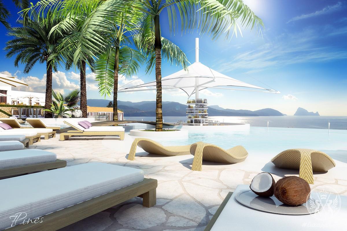 7pines resort in ibiza to open in june 2016 lux expos - Hoteles 5 estrellas ibiza ...