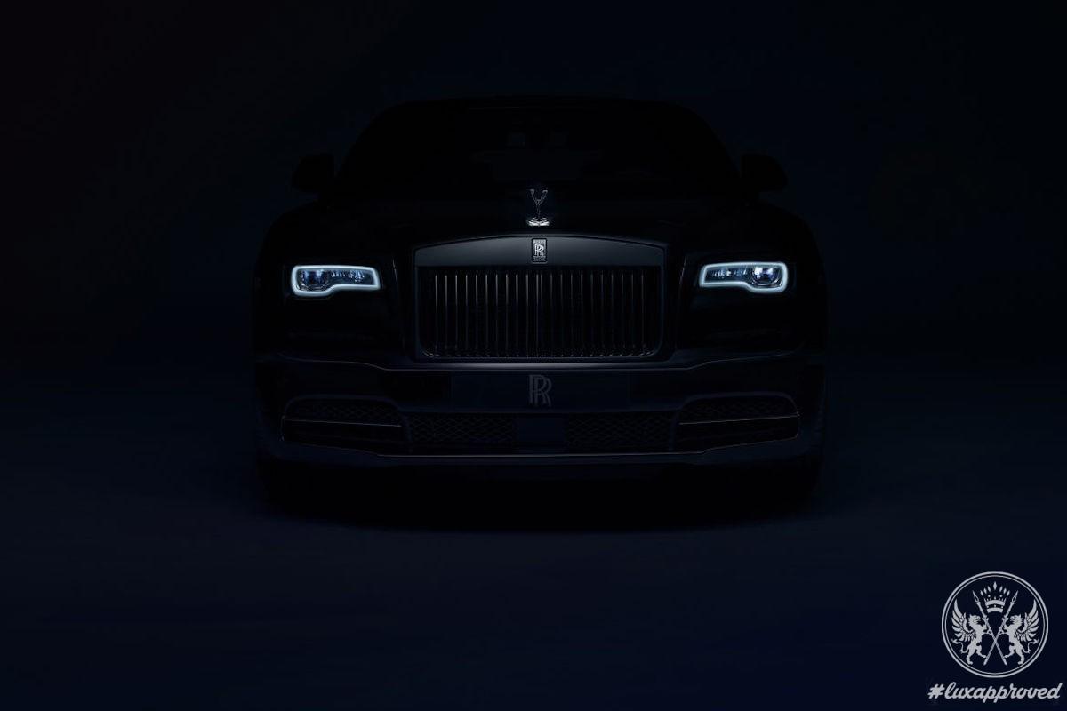 Rolls-Royce Black Badge Ghost & Wraith