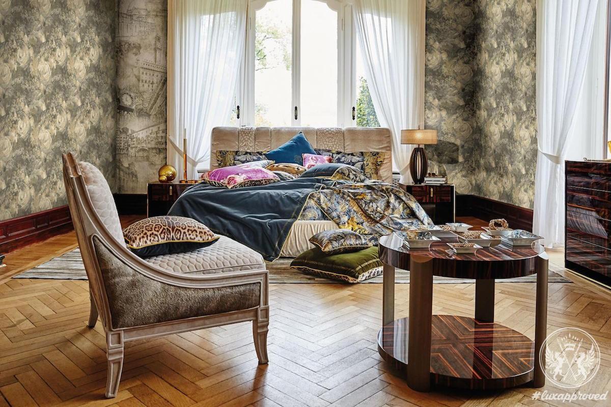 Roberto Cavalli Home Interiors Is Heading To Salone Del