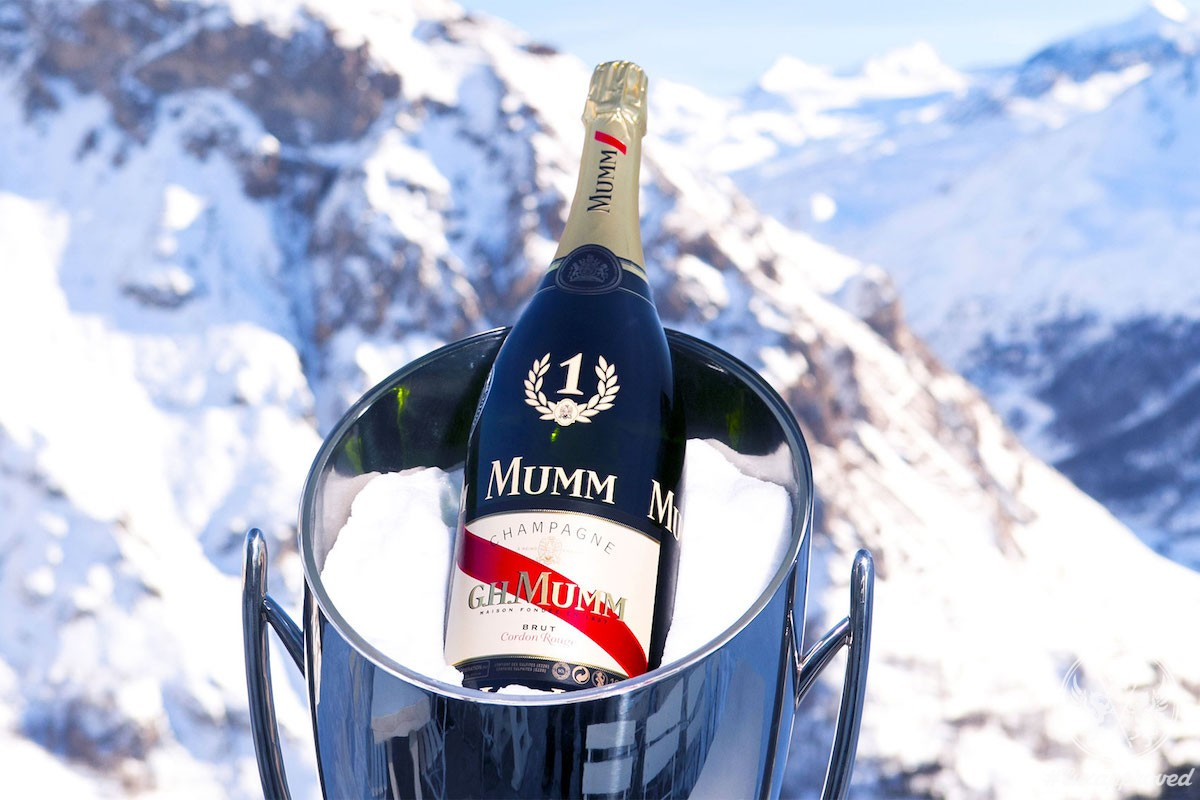 Limited Edition Mumm No1 Victory Jeroboam