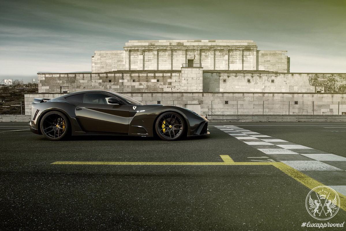Novitec Rosso Ferrari F12 N-Largo S