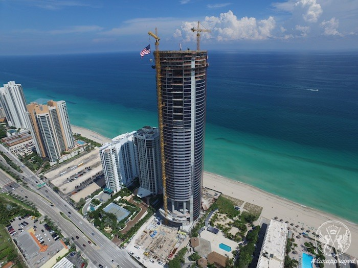 Porsche Design Tower Miami Is The First Drive In Residential
