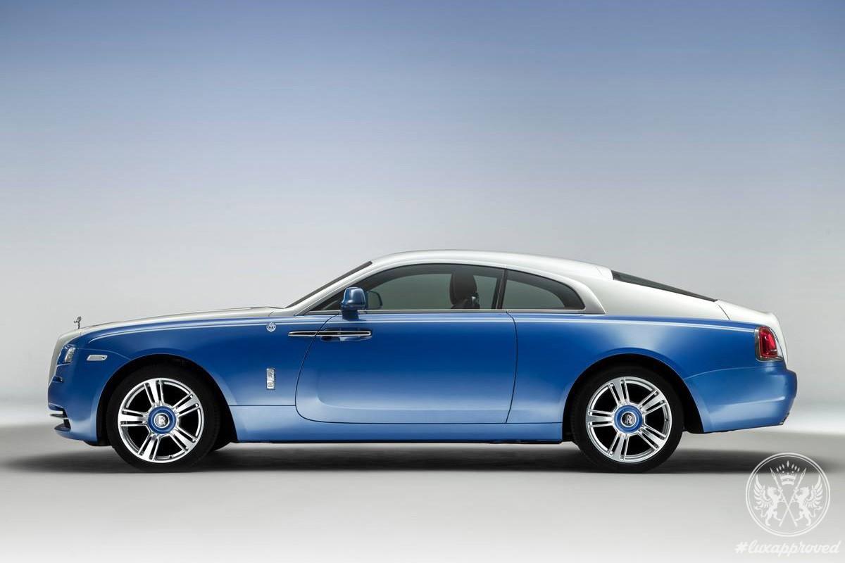 Meet The New Rolls-Royce, The Nautical Wraith