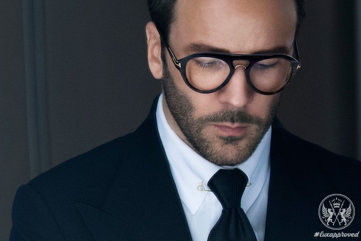 Tom Ford Unveils Private Collection Of Eyewear