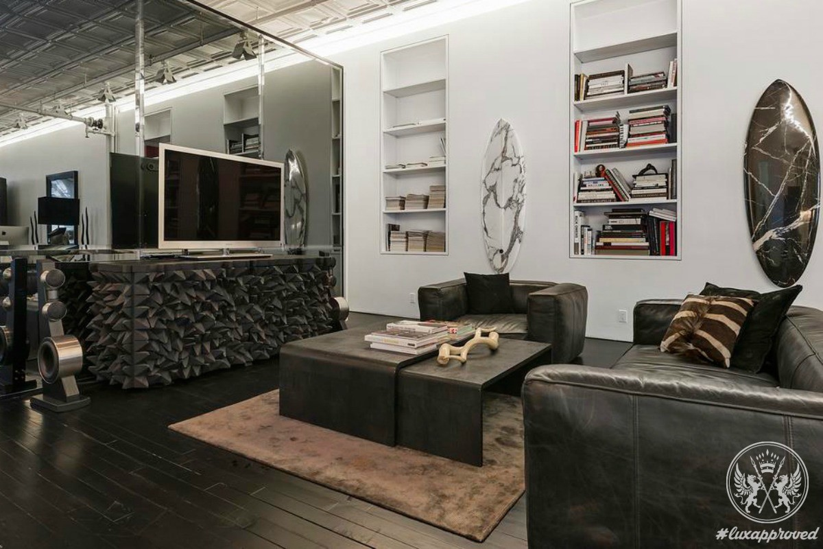 Alexander Wang's Tribeca Loft Is Listed For $3.75M