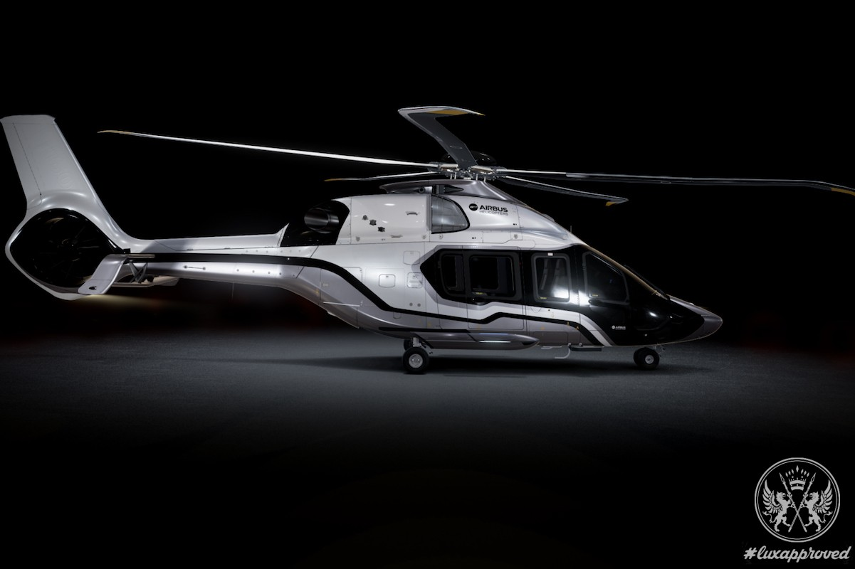 Airbus H160 VIP Helicopter Is Worth $22 Million