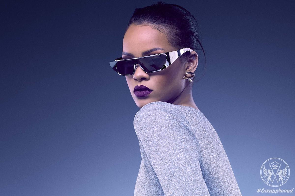 Dior Presents The Rihanna Sunglasses