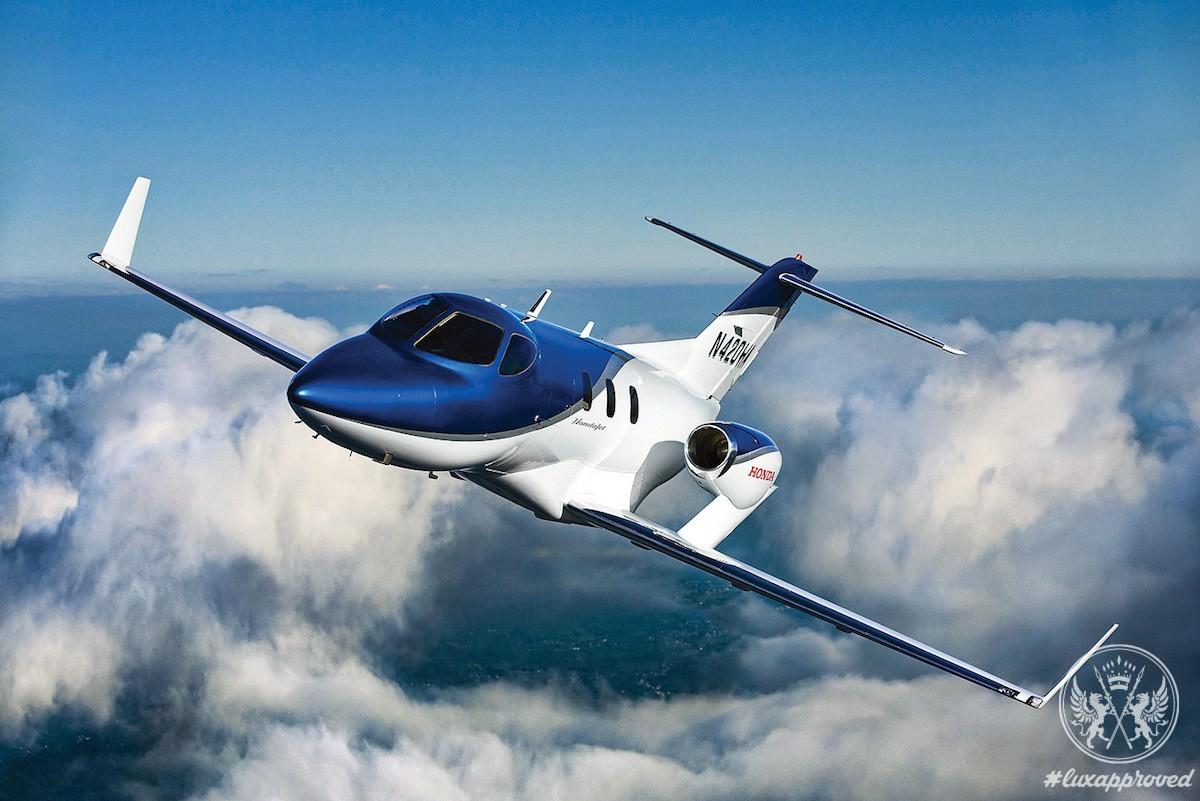 HondaJet Is A $4.5 Million Private Jet