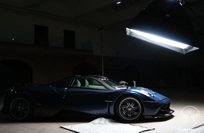 Pagani Huayra Pearl Is One Of A Kind Supercar Lux Expose
