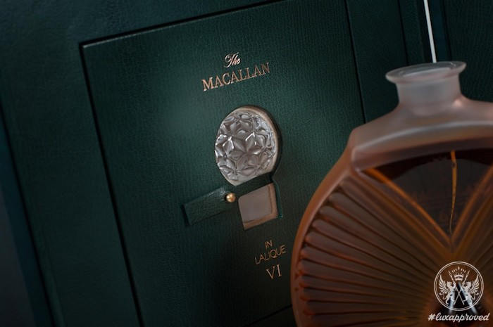 The Macallan In Lalique Six Pillars Collection Is Completed