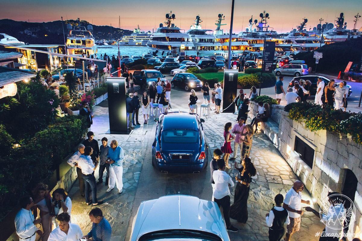 Rolls-Royce Greets New Season With Porto Cervo Summer Studio