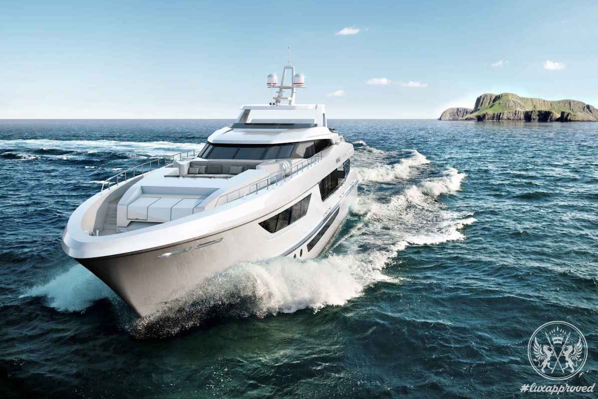 Heesen Yachts Project Nina Is Designed Specifically For American Market