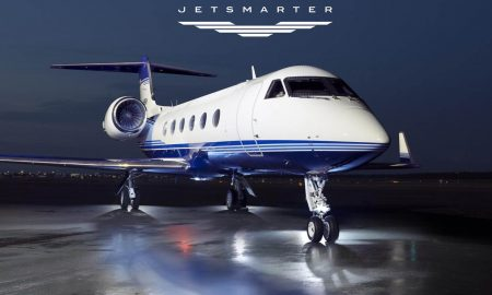Jetsmarter Intercontinental Private JetShuttle Service from New York to London
