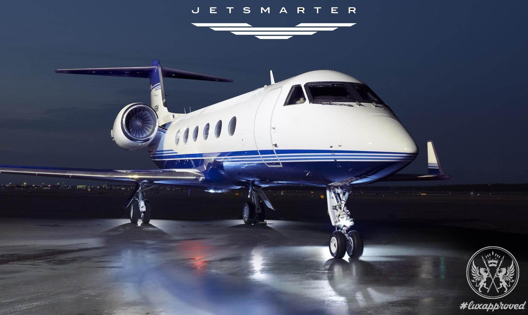 JetSmarter Transatlantic JetShuttle Service New York To London