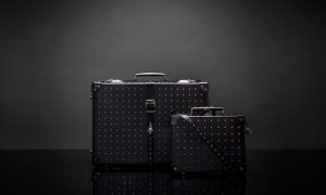 Alexander McQueen X Globe-Trotter Limited Edition Luggage Collection