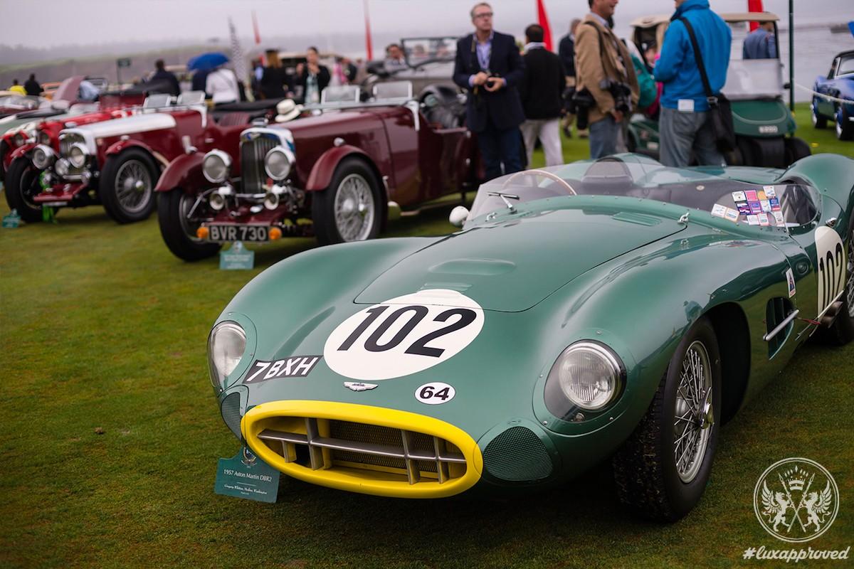 Aston Martin Pebble Beach Uncovered