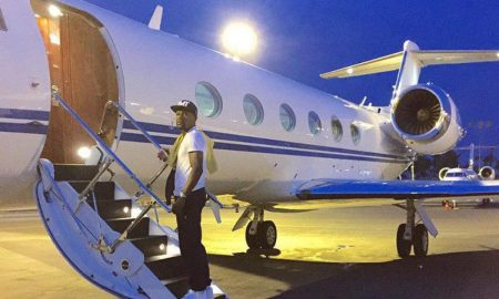 Air Mayweather 2 Is Floyd Mayweather's Gulfstream III Private Jet