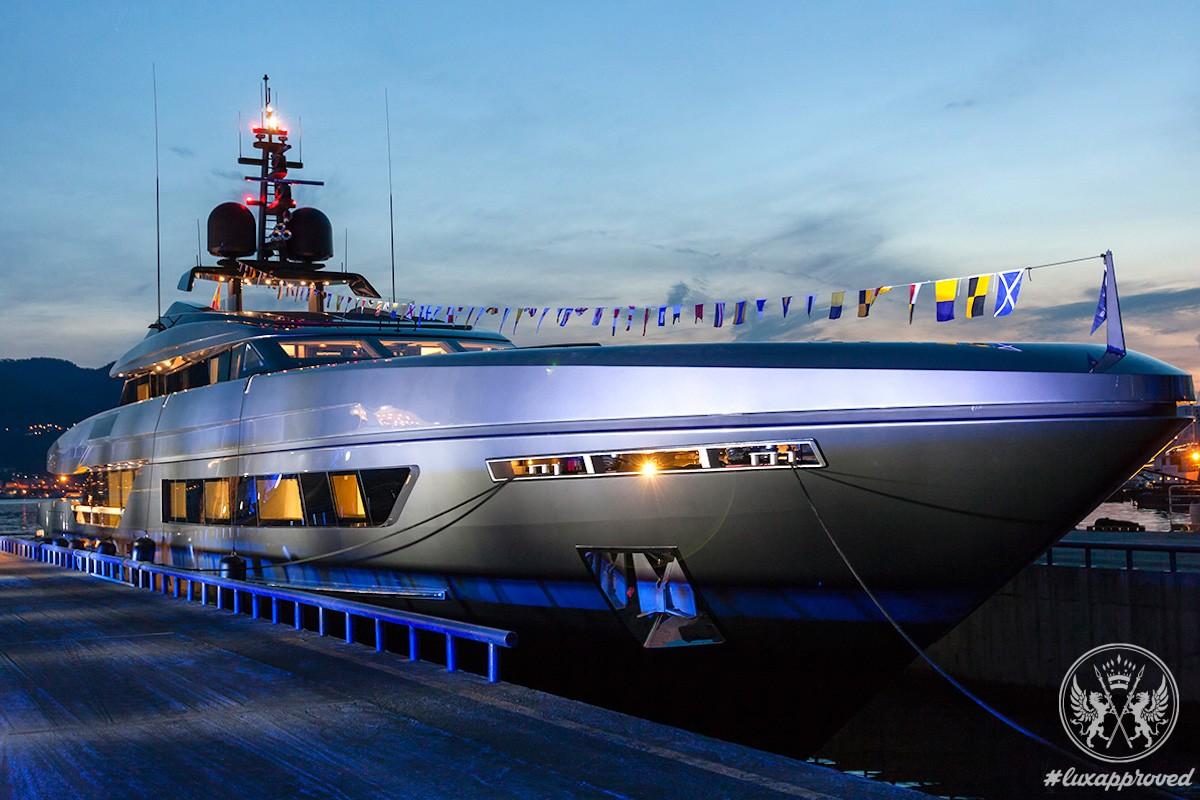Baglietto 46m Fast Superyacht