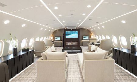 This Boeing 787-8 BBJ Is Built Purely As A Private Jet