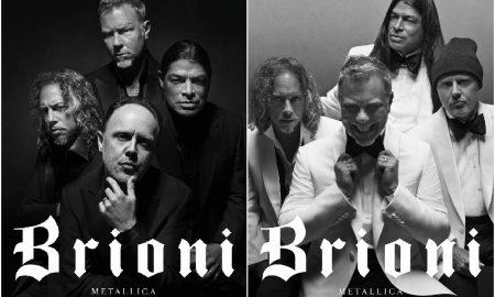Metallica Is The Face Of Italian Luxury Menswear Powerhouse Brioni