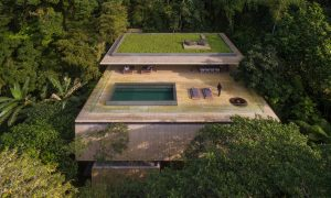 Casa Na Mata Is The Perfect Fusion Of Nature, Architecture And Art