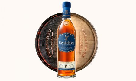 Glenfiddich Bourbon Barrel Reserve 14 Year Old Is A Great Father's Day Gift
