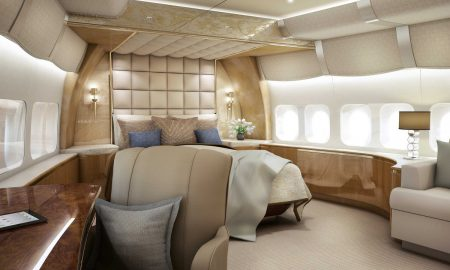 This Personalized Boeing 747-8 Is For Superior Clients Only