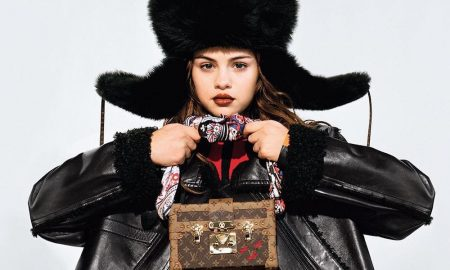 Selena Gomez For Louis Vuitton