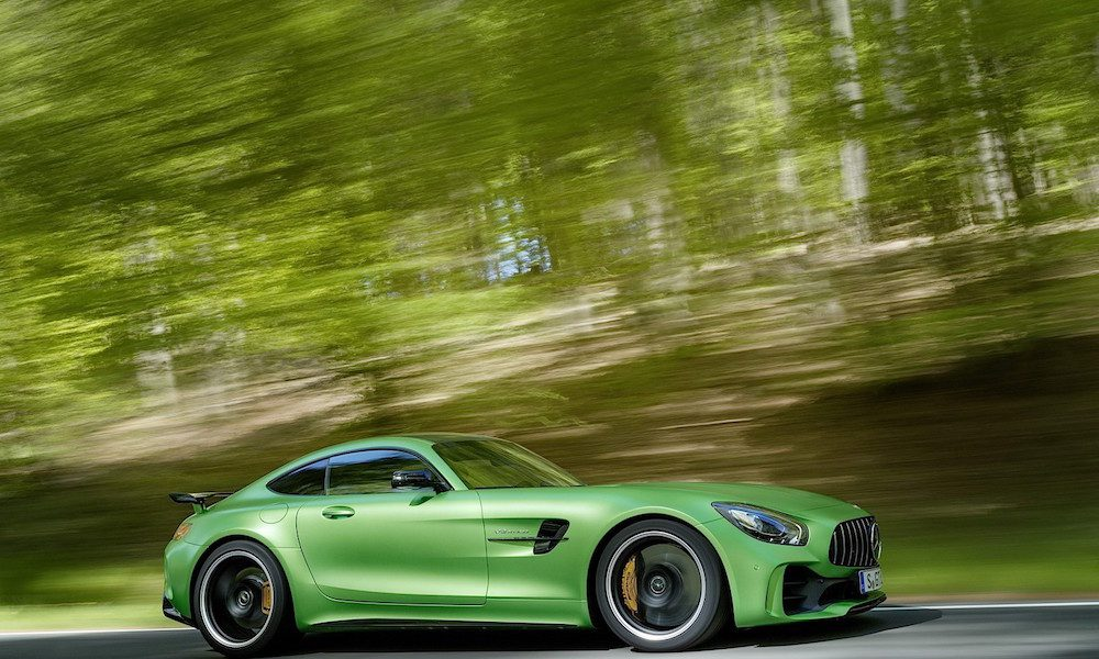 2018 Mercedes-AMG GT R Revealed