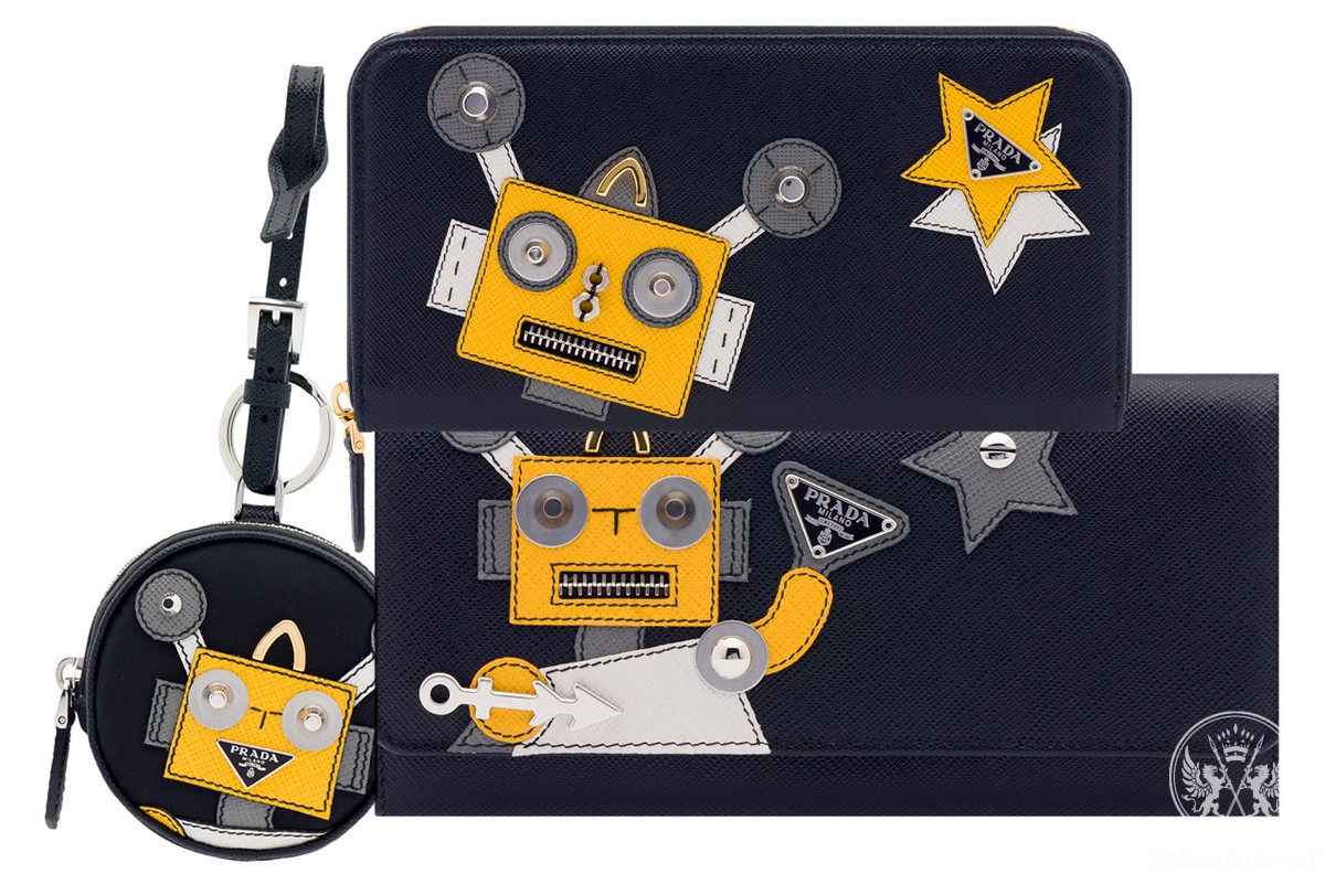 Prada Robot Limited Edition Capsule Collection