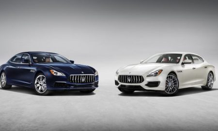 2017 Maserati Quattroporte Is Restyled & Gorgeous