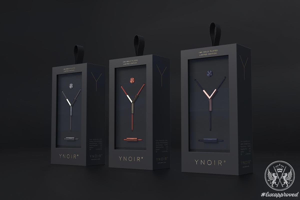 YNOIR Headphones: Your Music Never Looked This Good