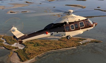 Airbus Helicopters Delivers The First VIP H175 To Complement A Superyacht