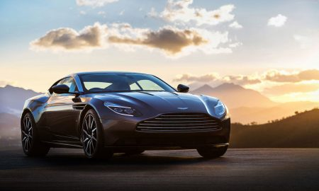 Be The First To Take To The Road In The New Aston Martin DB11 Prototype