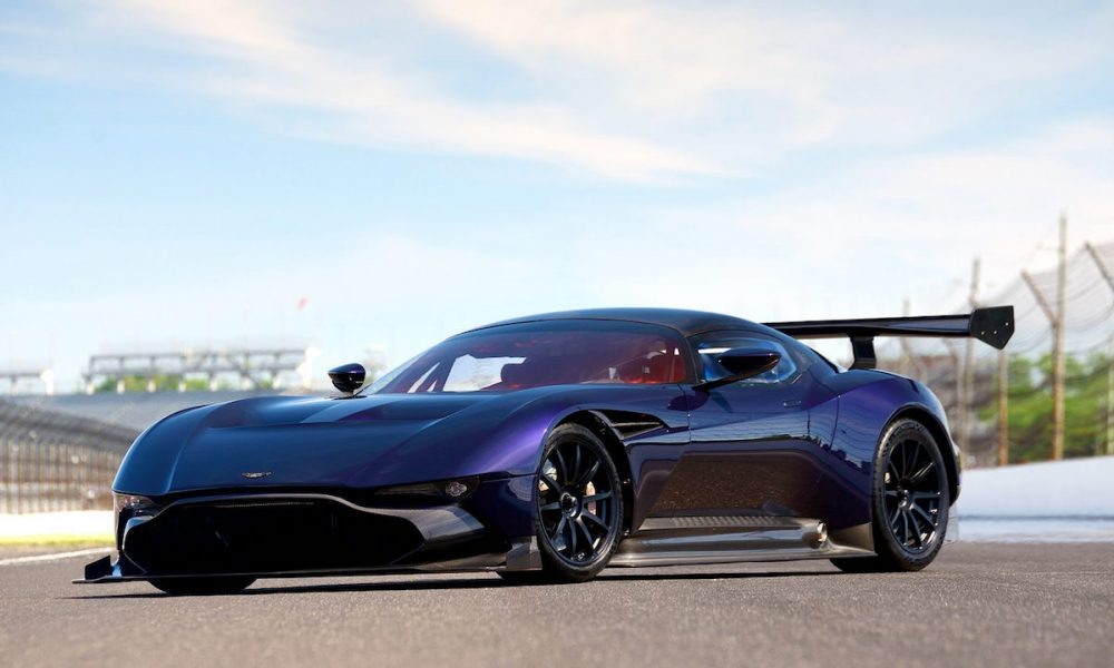 Aston Martin Vulcan Number 11 Is Heading To Mecum Monterey Auction