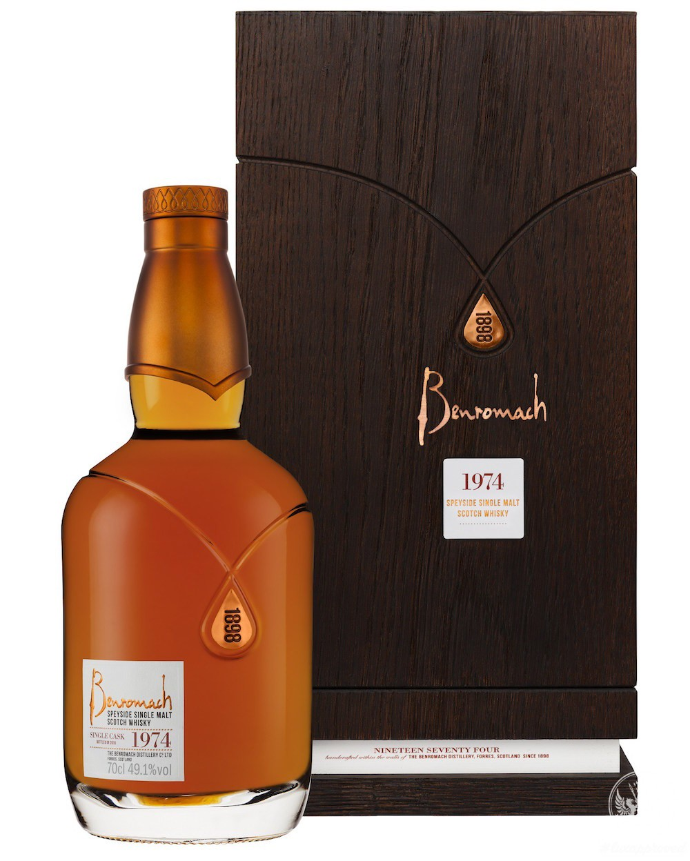 The $2,200 Benromach 1974 Single Cask
