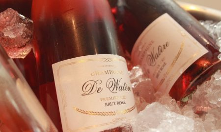 You Can Have Champagne De Watère Delivered Straight To Your Yacht