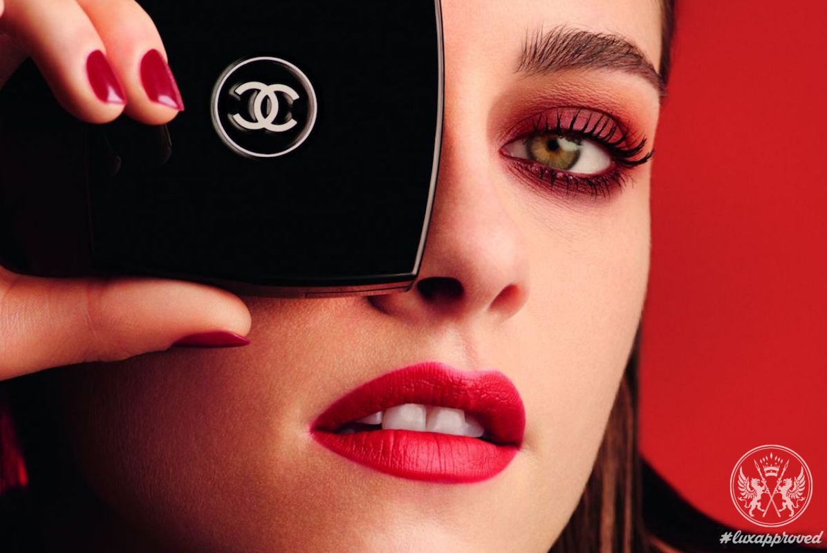 Le Rouge Collection N°1 By Chanel