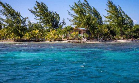 Coral Caye, Francis Ford Coppola's Belize Private Island