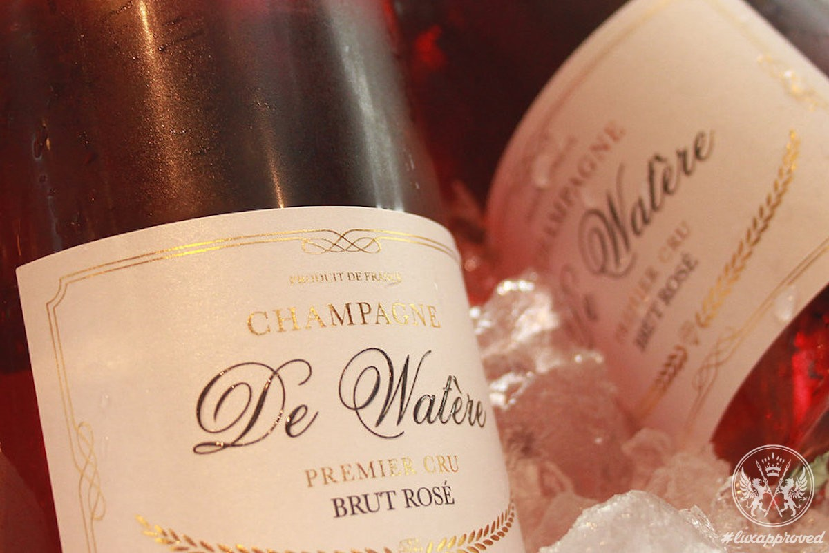 Champagne De Watère Takes the Prestigious Great Gold Medal At IWGA 2016