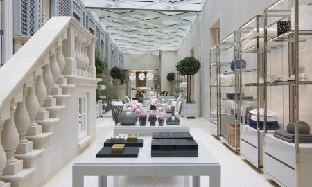 Christian Dior's Mayfair Luxury Shop Designed by Peter Marino: The Ultimate Boutique Experience
