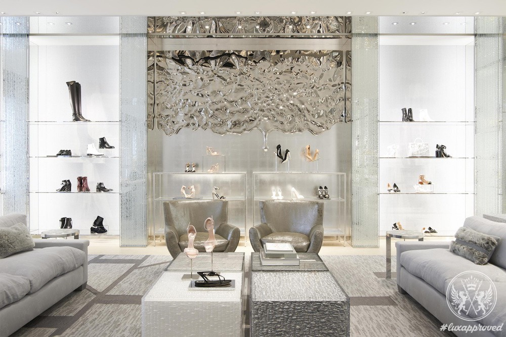 Christian Dior's Mayfair Luxury Shop Designed by Peter