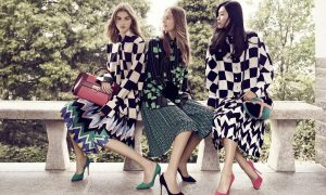 Salvatore Ferragamo Fall/Winter 2016 Campaign